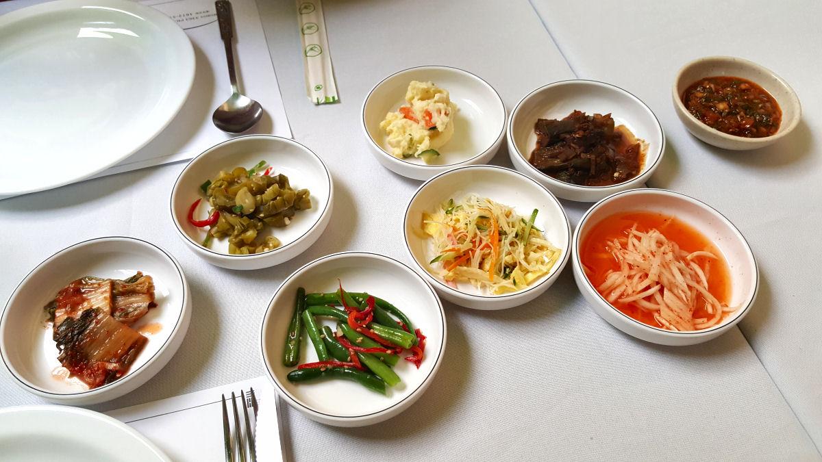 Sik Gaek Restaurant Food