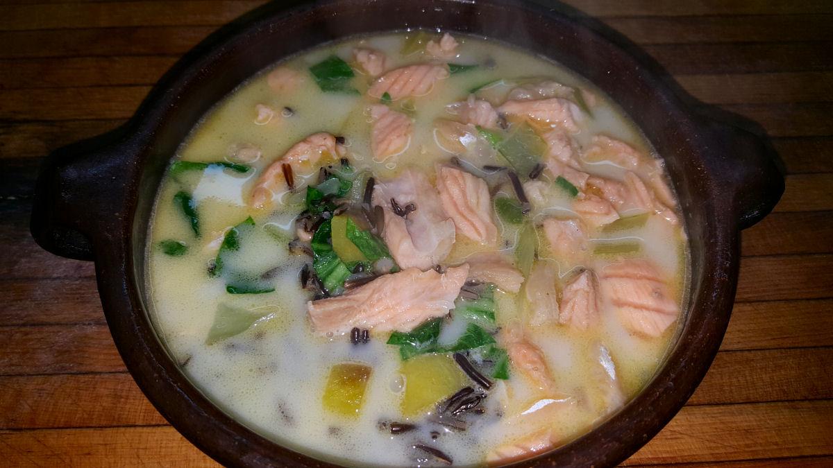 Korean Honey Rice Cake Recipe