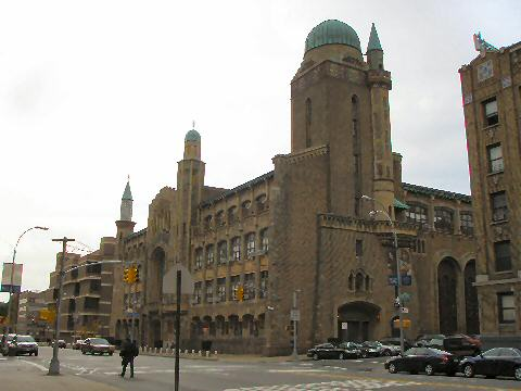 Yeshiva University main building